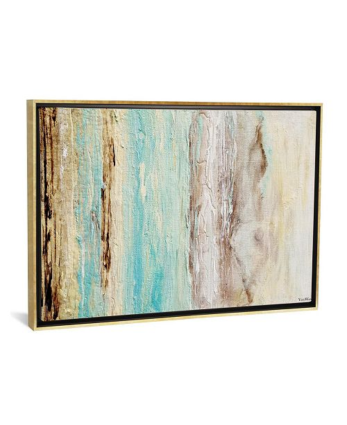 """iCanvas Healing Tides by Vinn Wong Gallery-Wrapped Canvas Print - 26"""" x 40"""" x 0.75"""""""