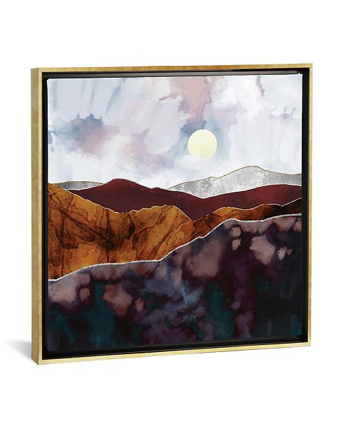 "iCanvas Distant Light by Spacefrog Designs Gallery-Wrapped Canvas Print - 18"" x 18"" x 0.75"""