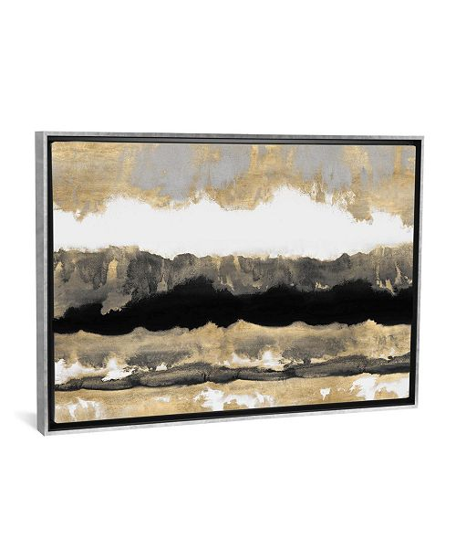 "iCanvas Golden Undertones Ii by Rachel Springer Gallery-Wrapped Canvas Print - 18"" x 26"" x 0.75"""