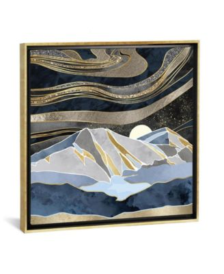 Metallic Sky by Spacefrog Designs Gallery-Wrapped Canvas Print - 18