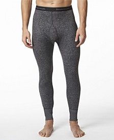 Men's 2 Layer Merino Wool Blend Thermal Long Johns
