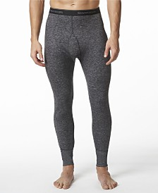Stanfield's Men's 2 Layer Merino Wool Blend Thermal Long Johns