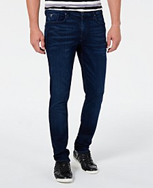 Men's Slim-Fit Tapered Jeans