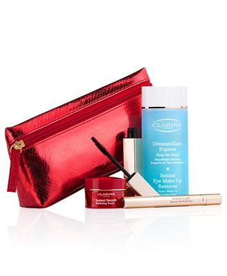 Clarins Beauty Fix! Instant Eye Perfectors To Go - Only $37 with any $75 Clarins purchase