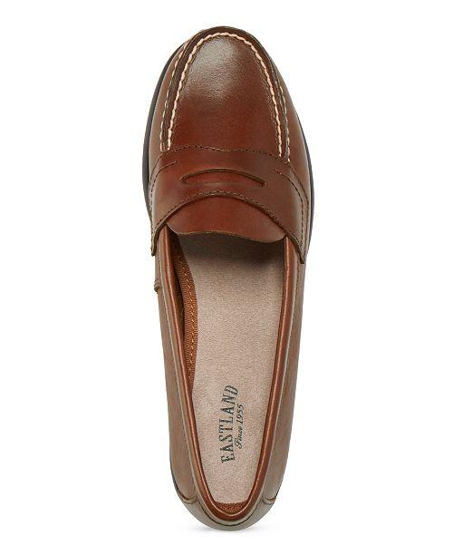 Eastland Shoe Eastland Women's Classic II Penny Loafers ...