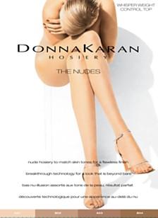 Donna Karan Women's Beyond Nudes Control Top Panty DKS004