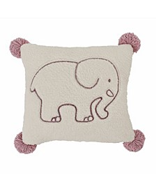 Ella Sherpa Square Pillow