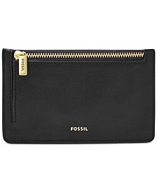 Women's Logan Zip Card Case