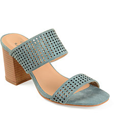 Journee Collection Women's Sonya Mules