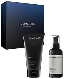 Easy Duo 2-Step Skin Care Kit for Men