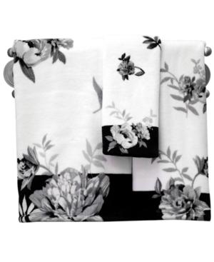 "Lenox Bath Towels, Moonlit Garden 27"" x 50"" Bath Towel Bedding"