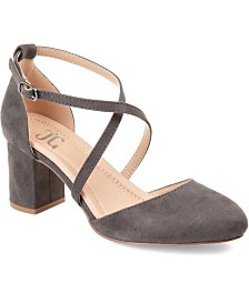 Journee Collection Women's Comfort Foster Pumps