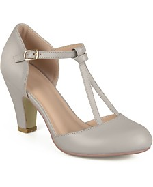 Journee Collection Women's Toni Pumps