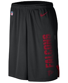 Nike Men's Atlanta Falcons Player Knit Breathe Shorts