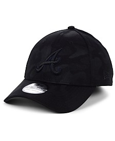 New Era Atlanta Braves Tonal Camo 39THIRTY Cap