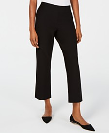 Eileen Fisher Flared Ankle Pants, Regular & Petite