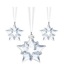 2019 Christmas Ornament Set of 3