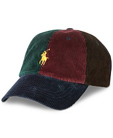 Polo Ralph Lauren Men's Corduroy Hat