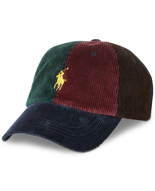 75624cd8d Men's Corduroy Hat