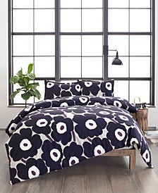 Unikko Full/Queen Duvet Cover Set