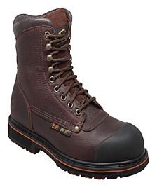 """Men's 8"""" Steel Toe Work Boot"""