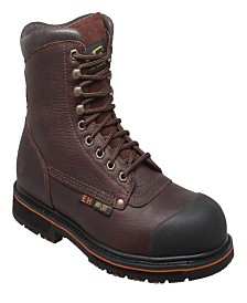 "AdTec Men's 8"" Steel Toe Work Boot"