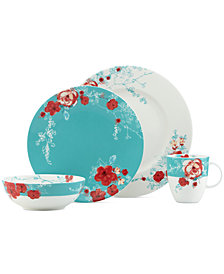Lenox Dinnerware, Chirp Floral Collection