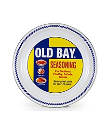 "Old Bay Enamelware Collection 20"" Serving Tray"