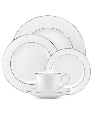 Dinnerware, Artemis 5 Piece Place Setting