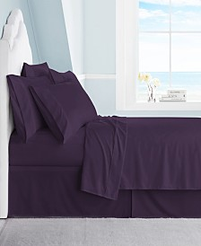 Ultra Soft 1800 Collection Brushed Microfiber Full Sheet Set With 2 Bonus Pillowcases