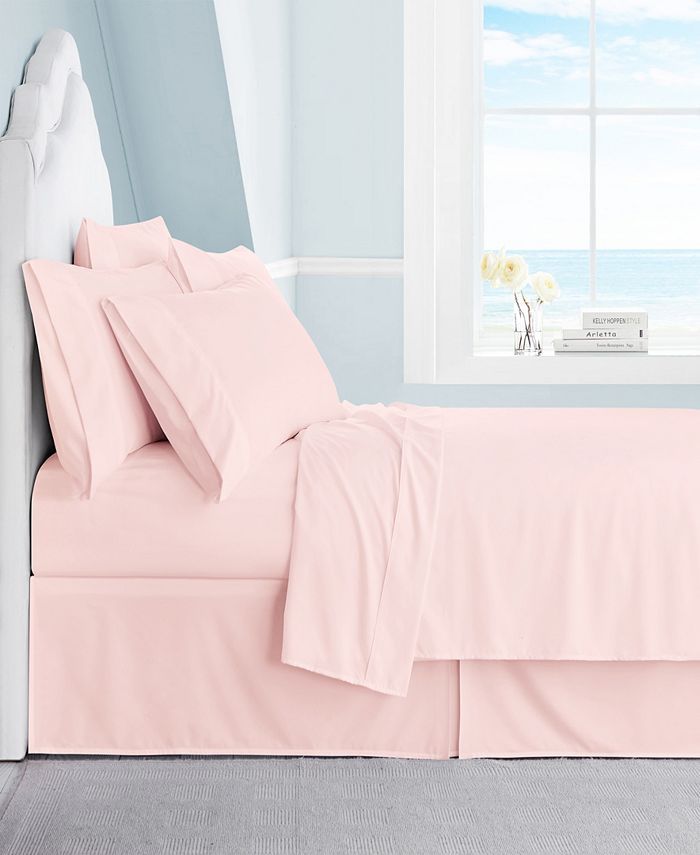 Swift Home - Ultra Soft 1800 Collection Brushed Microfiber Full Sheet Set With 2 Bonus Pillowcases