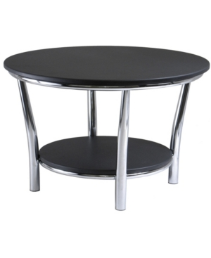 Maya Round Coffee Table