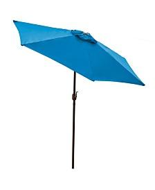 Panama Jack 9' Aluminum Patio Umbrella with Crank