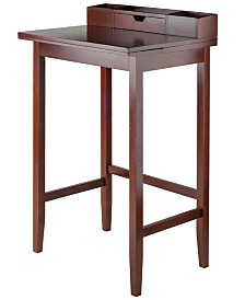 Winsome Wood Archie High Desk