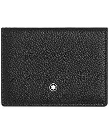 Men's Meisterstück Leather Business Card Holder