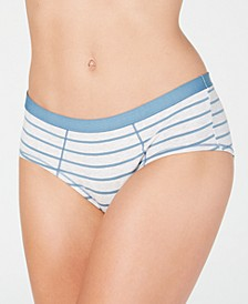Striped Hipster Underwear, Created for Macy's