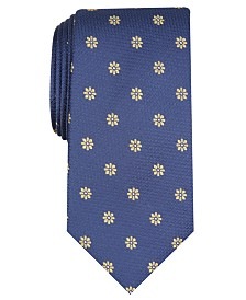 Club Room Men's Floral Tie, Created for Macy's