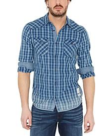 Men's Sowelk Plaid Shirt