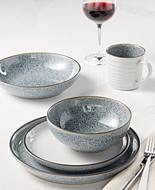 Denby Studio Grey Dinnerware Collection