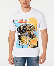 Men's Basquiat Graphic T-Shirt