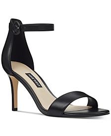 Aission Two-Piece Sandals