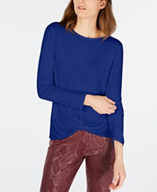 I.N.C. Twisted Top, Created for Macy's