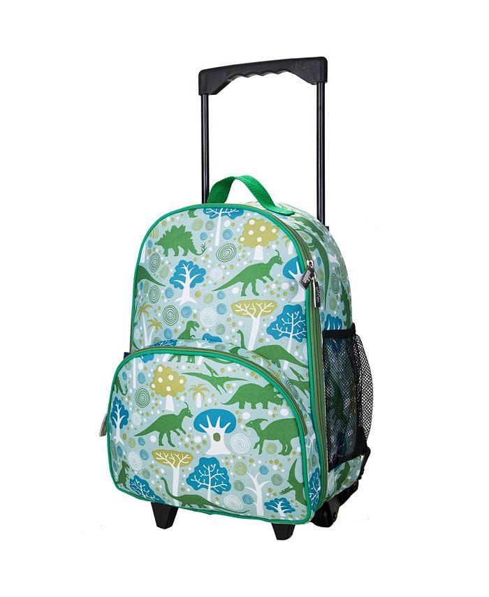 Wildkin - Dinomite Dinosaurs Rolling Luggage