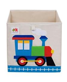 Wildkin Train Storage Cube
