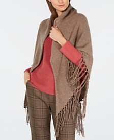 Weekend Max Mara Oxiria Wool Wrap Scarf