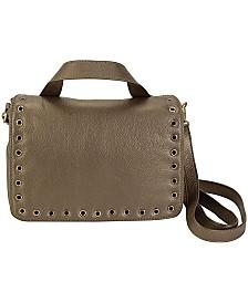 Kalencom Hadaki Grommet Messenger Bag