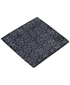 Ryan Seacrest Distinction™ Men's Broxburn Floral Silk Pocket Square, Created for Macy's
