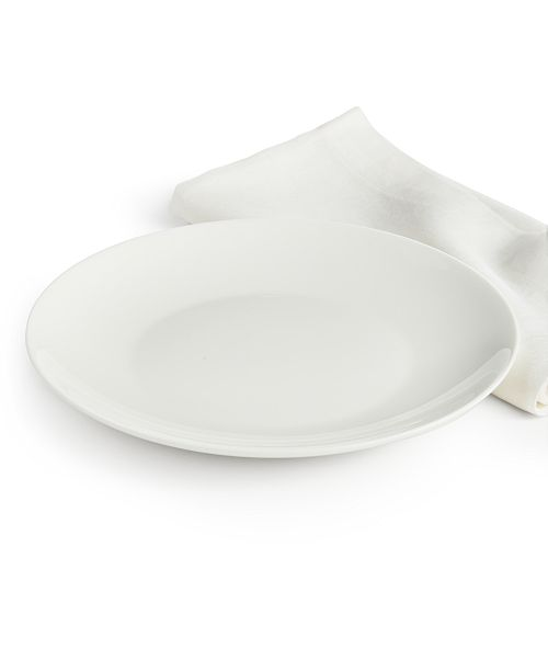 Hotel Collection Coupe Bone China Salad Plate, Created for Macy's