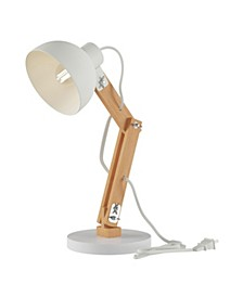 Swing Arm LED Desk Lamp