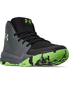 Under Armour Big Boys Jet 2019 Basketball Sneakers from Finish Line